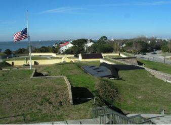 Image of Fort Moultrie