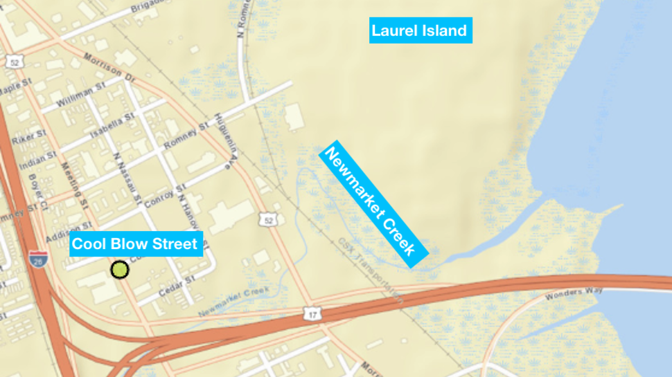 Bridge proposed to connect downtown with Laurel Island   CHStoday