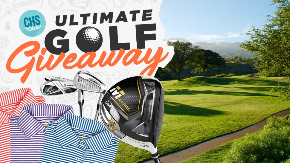 Enter CHStoday's Golfer's Dream Giveaway!